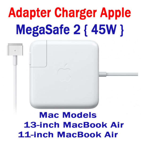 AC Adapter US Plug for Apple MacBook Air 45W MagSafe